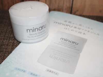 minaru薬用アクネジェル
